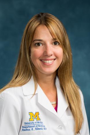 Andrea Almeida, MD