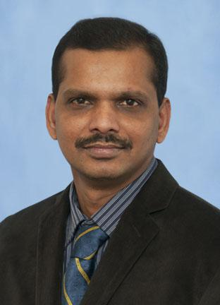 Suresh Madathilparambil headshot