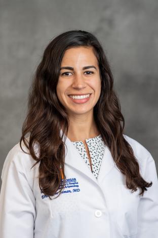 Erin Inman, MD   Obstetrics and Gynecology   Michigan Medicine