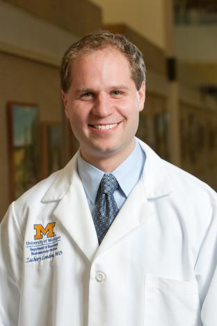 Zachary London, MD, Awarded Kaiser Permanente Excellence in