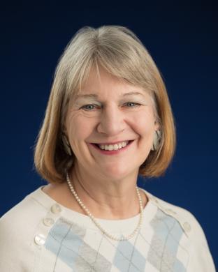 Headshot of Sally Sivrais