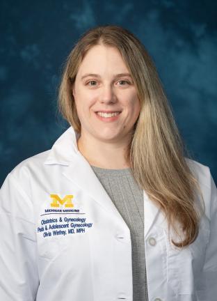 Dr. Winfrey