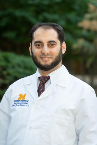 Ahmad Yusuf Solaiman, MD