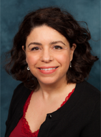 Photo of Claire Kalpakjian, PhD, MS who is the Associate Professor & Associate Chair of Research for the Department of Physical Medicine & Rehabilitation within Michigan Medicine