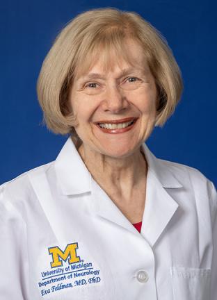 Dr. Eva Feldman headshot 2020