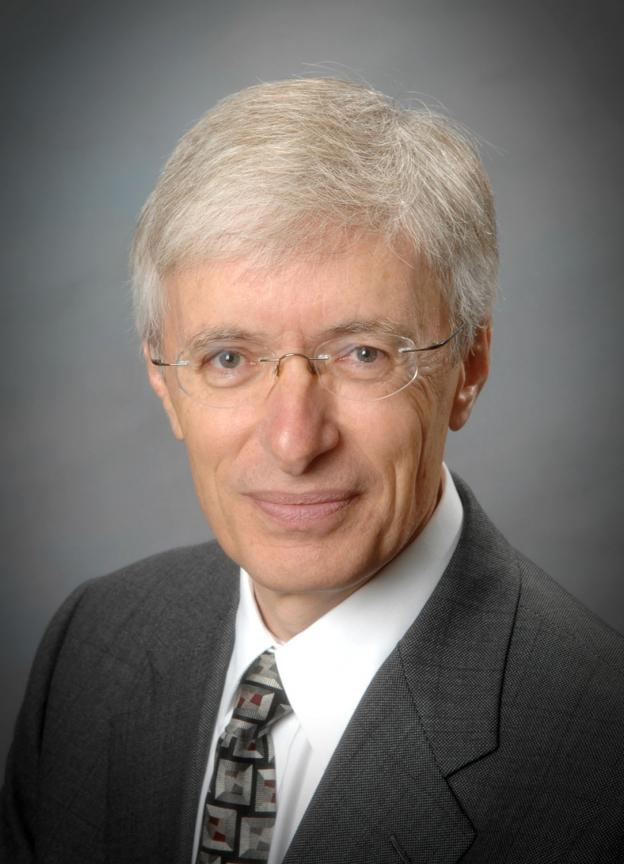 Robert Nelson, MD, PhD, headshot photo
