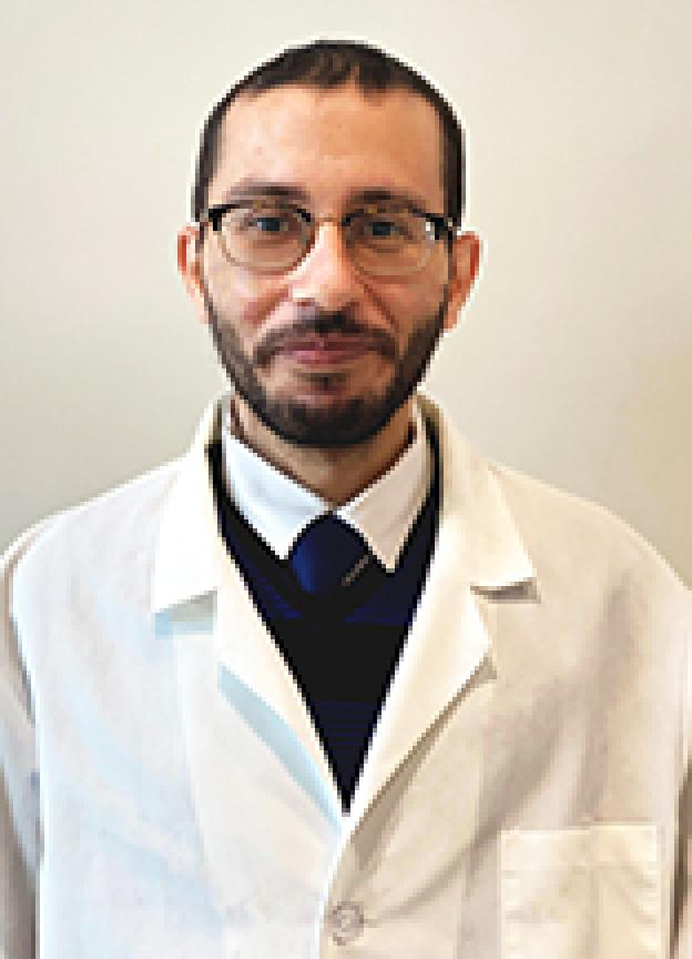 photo of NeuroNetwork for Emerging Therapies Postdoctoral Fellow Mohamed H. Noureldein