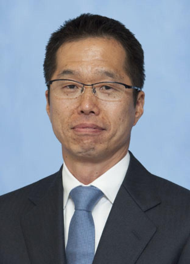 Susumu Ejima headshot