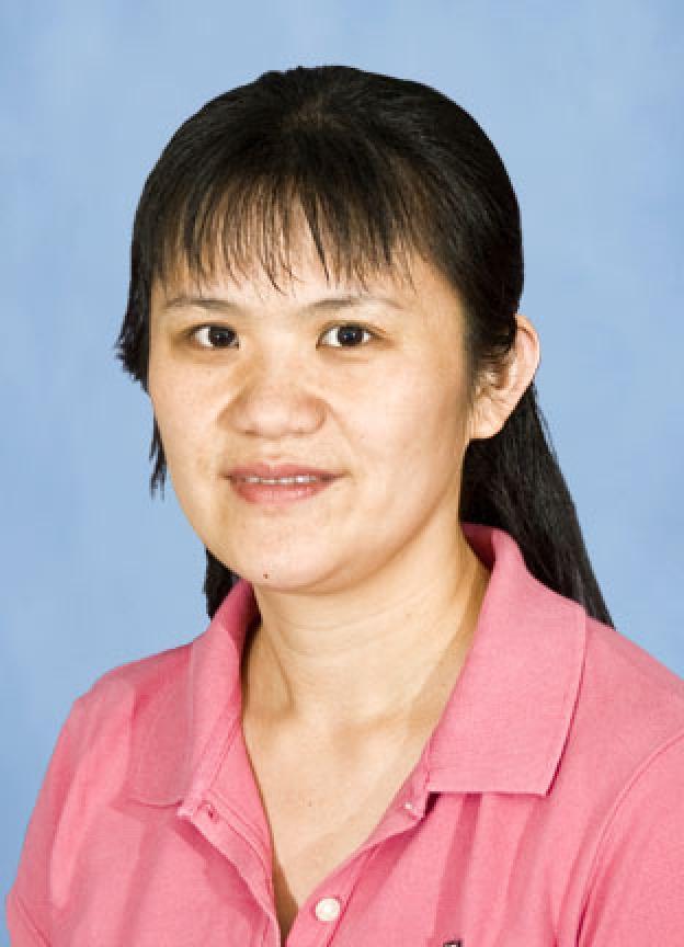 Shuang Wei headshot