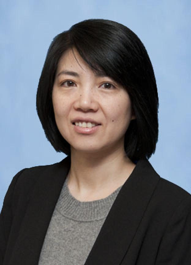 Yaqing Zhang headshot