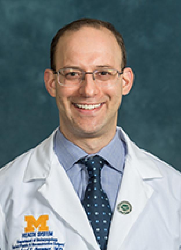 Micheal Brenner, MD, FACS, photo
