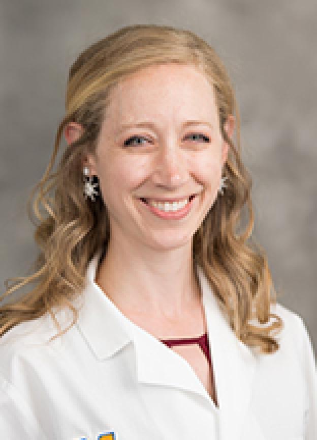 Sarah Elzinga, PhD, photo