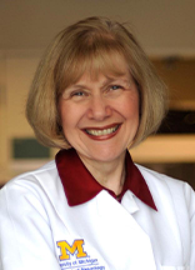 Eva Feldman, MD, PhD, headshot