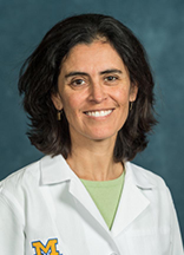 Claudia Figueroa-Romero, PhD, photo