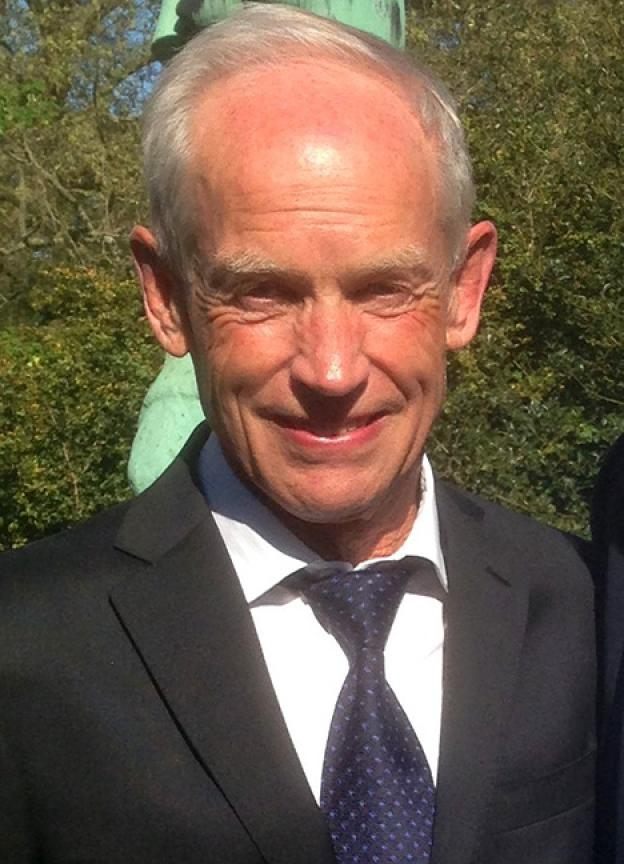Troels Staehelin Jensen, MD