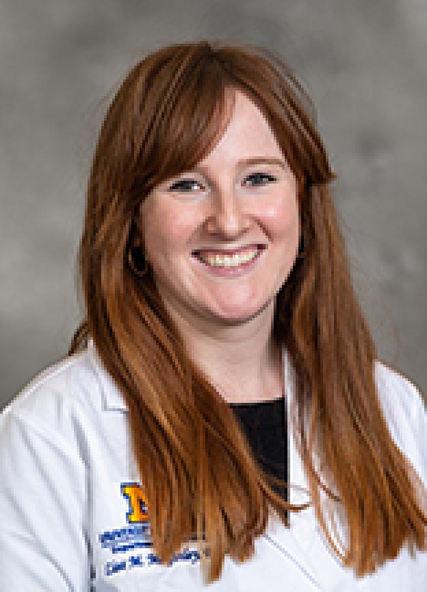 Lisa McGinley, PhD, headshot