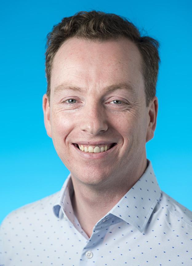 Chris Moran, PhD