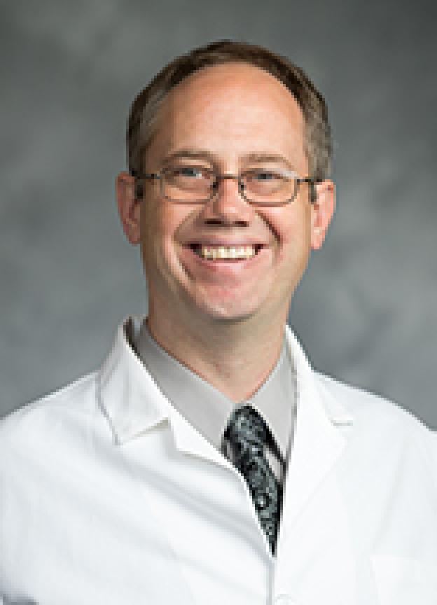 Benjamin Murdock, PhD photo