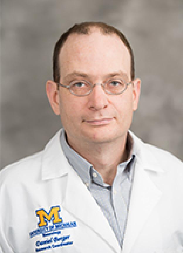Adam Patterson, U-M Programmer & Data Analyst