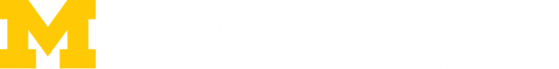 Michigan Medicine Logo - home link