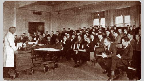 History | Internal Medicine | Michigan Medicine | University of Michigan