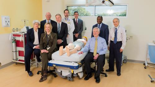 Michigan Medicine Leadership at CSC Med Sci II