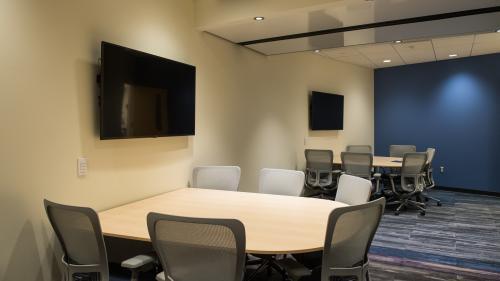 CSC Med Sci II Debriefing Room