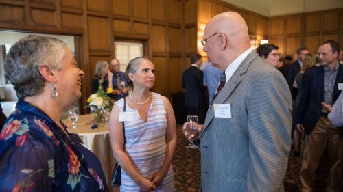 Dr. Friedman, Dr. Sales, Dr. Platt