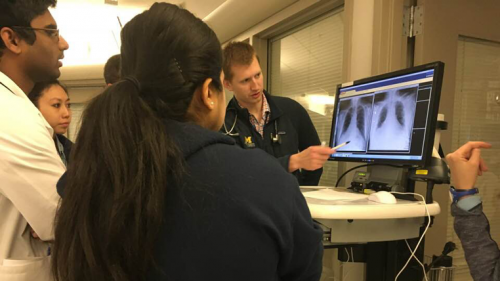 U-M Pulmonary & Critical Care Medicine - Dr. Zachary Pawlikowski