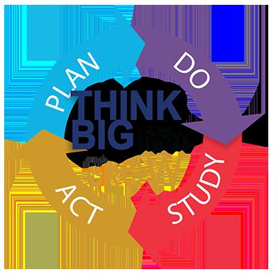 pediatric critical care 'think big start small'