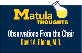 matula thoughts
