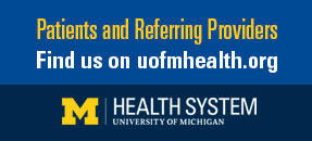 Find us on uofmhealth.org
