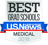 Best Grad Schools US News & World Report Medical 2018 Logo
